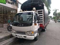 Camion Jac Modelo 2014 Super Full
