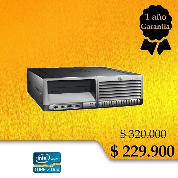 Computadores Usados 1 Año de Garantia