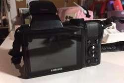 Vendo cmara semiprofesional Samsung WB 100