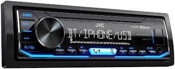 Radio Jvc Kd-x255bt Usb Bluetooth Control Pandora Originales Nuevos Sc1