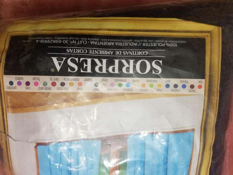 <strong>cortinas</strong> Color Uva 2 Paños de 1,25 de An