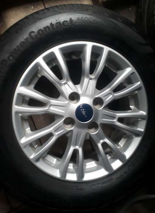 Rin <strong>repuesto</strong> Completo 15 Ford Ecosport