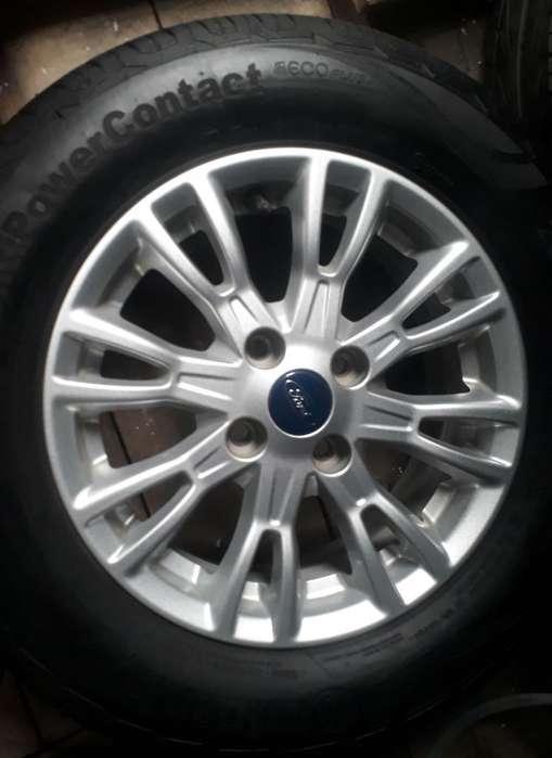 Rin Repuesto Completo 15 Ford Ecosport