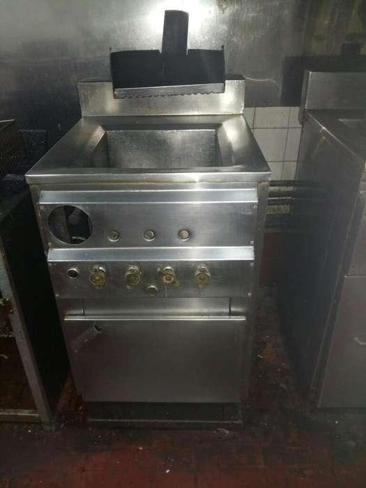 Freidora Industrial 40lt