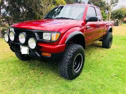 Toyota Tacoma 4x4 año 1997 version full motor v6