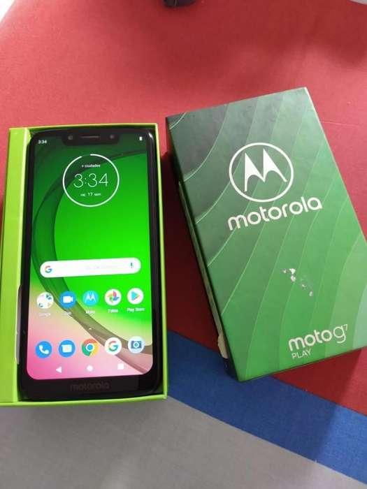 Vendo Motorola Moto G7 Play