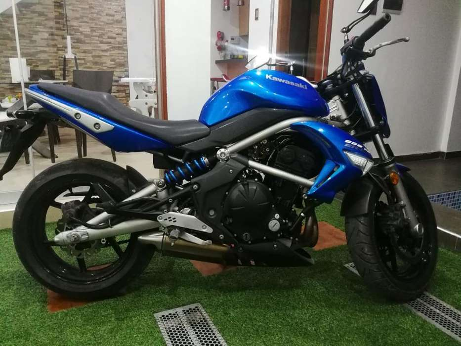 Vendo Kawasaki 650 Er 6n