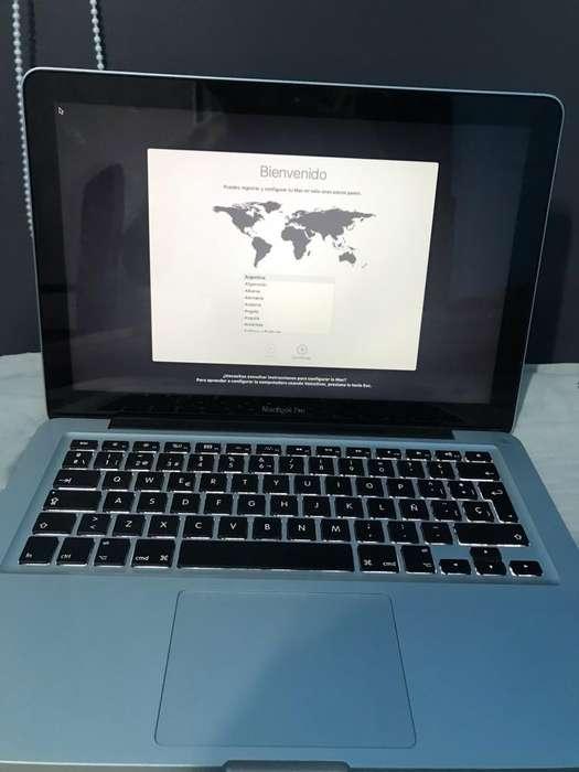 Mac Book Pro 2012 13