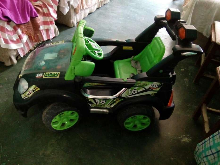 Carro para Niño 4x4 Oferta