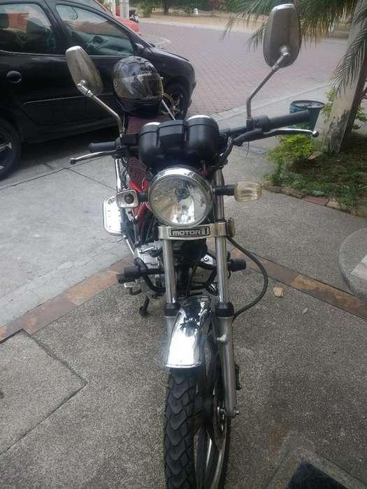 Vendo Moto Motor 1 Cc200 No Se La Usa