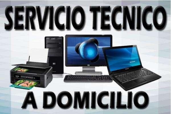 Servicio y mantenimiento de PC