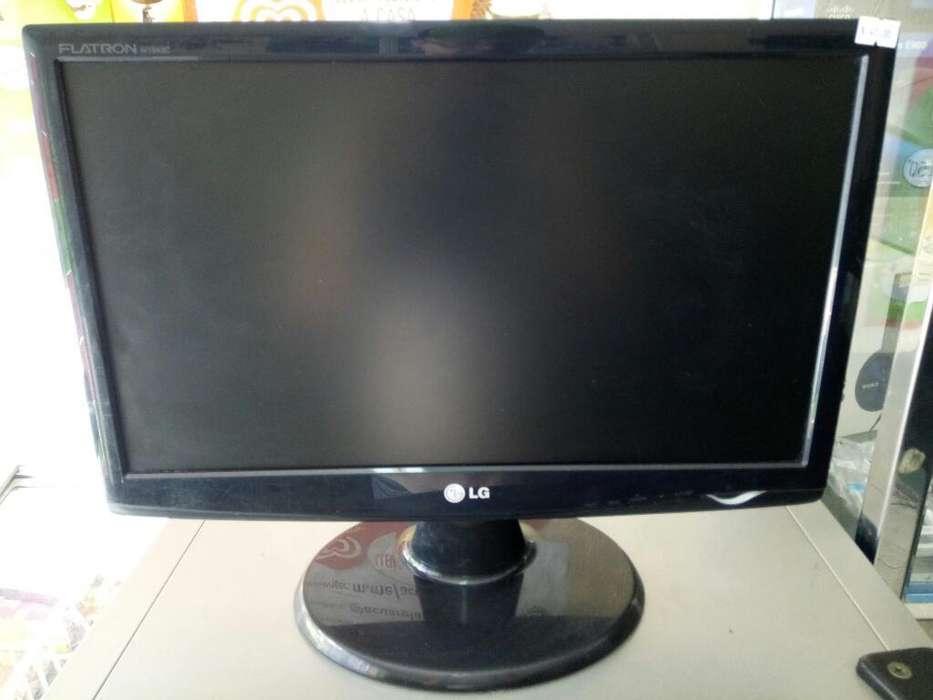 Vendo <strong>monitor</strong> Lg W1943c Usado