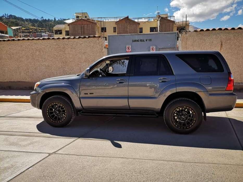 Toyota 4Runner 2007 - 134907 km