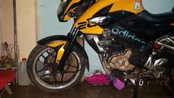 Vendo Moto 200 Ns 2015 Perfecto Estado