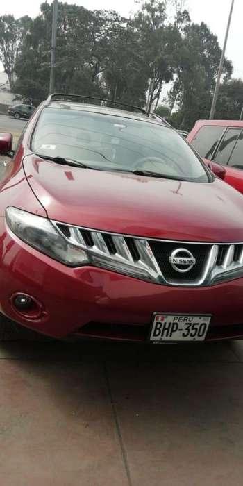 Nissan Murano 2009 - 64500 km