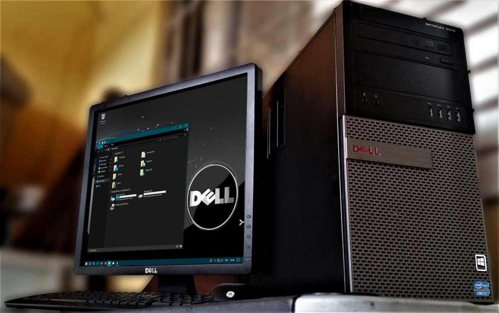 Pc Dell Intel Core I7 Completa Original