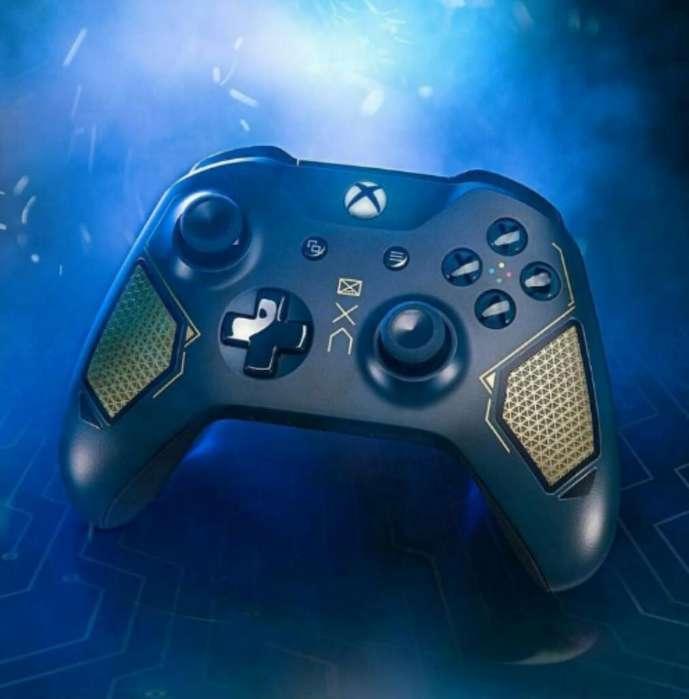 Control Xbox One Y Pc Edicion Limitada