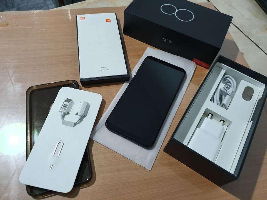 Xiaomi Mi 8 Como Nuevo!!