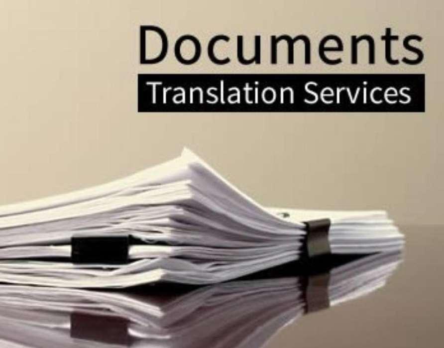 Traducciones de Textos. Ing/esp. Esp/ing