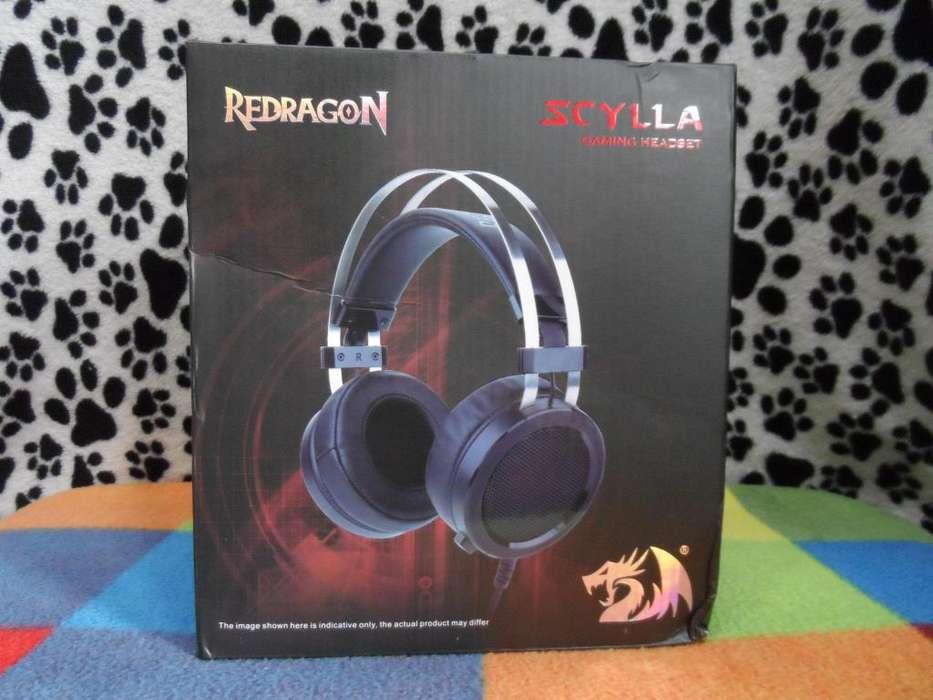 Auriculares,diadema, headset Gaming, Nuevos sellados con factura, Redragon