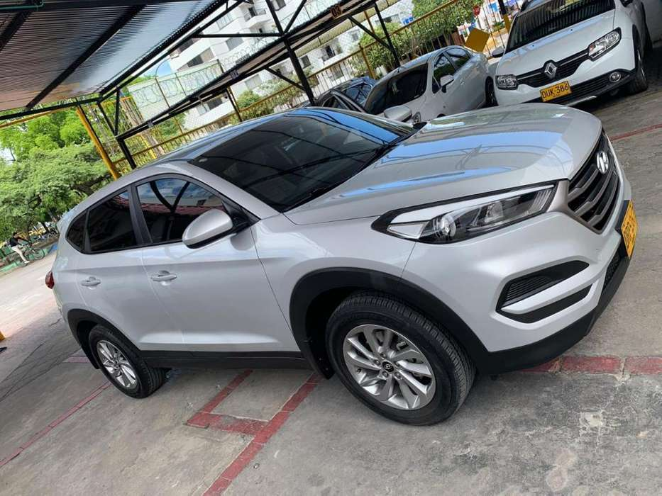 Hyundai Tucson 2016 - 31000 km