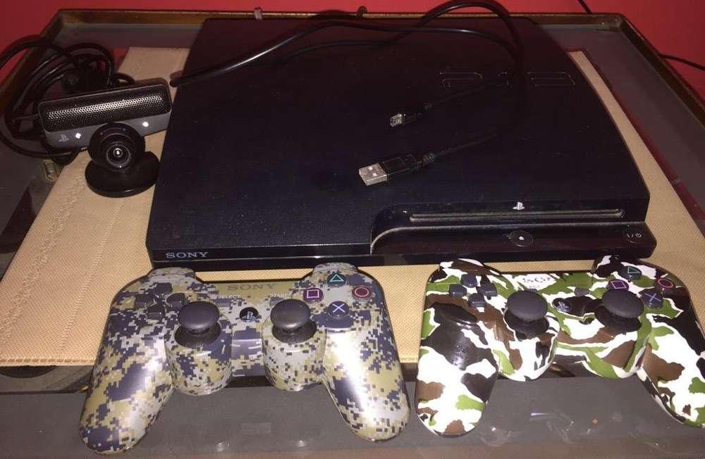 <strong>playstation</strong> 3 250Gb Camara Ps3 Juegos