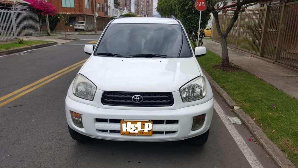 Toyota RAV4 2001 - 118000 km