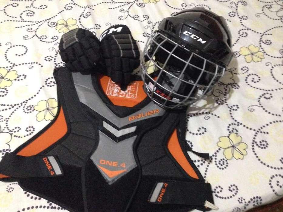 Implementos para Hockey en Linea