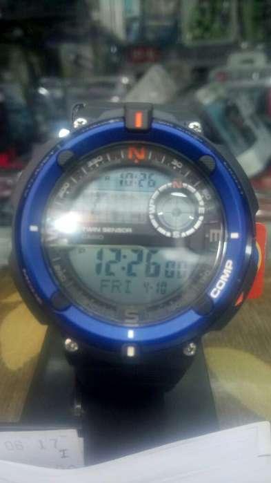 Reloj <strong>casio</strong>. Brujula Digital Nuevo
