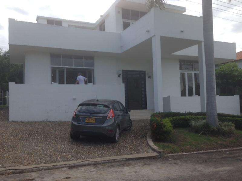 Cod. ABVII-61 <strong>casa</strong> Condominio En Arriendo/venta En Carmen De Apicala Conjunto Campestre Imperio