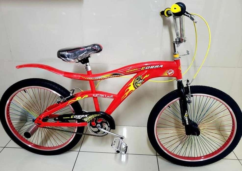 Bicicleta Aro 24 Unisex Nueva Americana