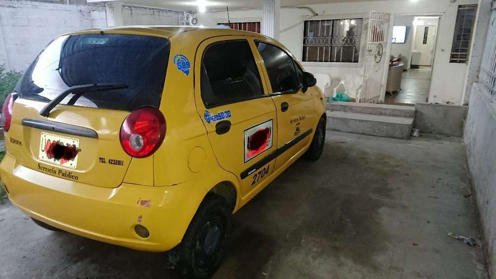 Chevrolet Spark 2012 - 480000 km