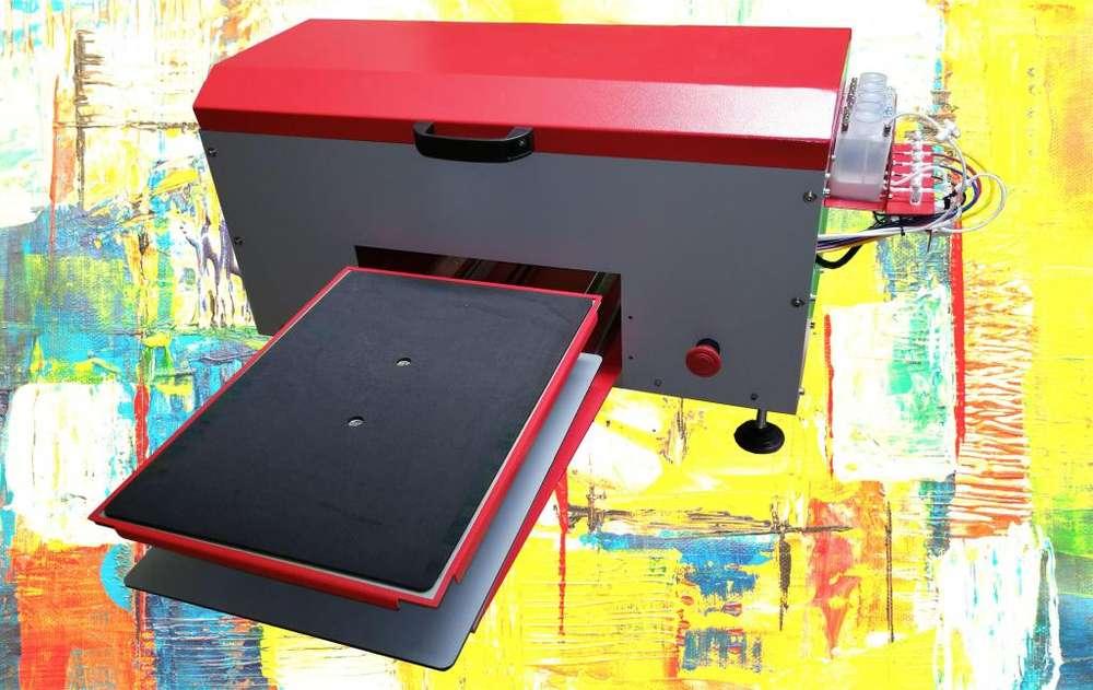 Impresora Dtg, Textil A3