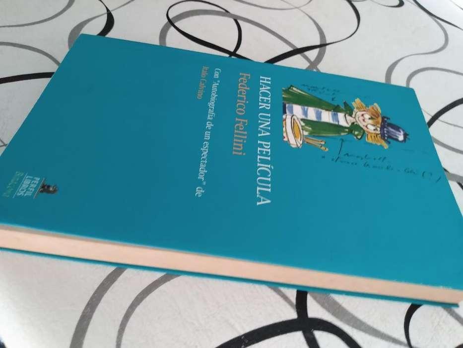 Libro Como Hacer Una Película (fellini)