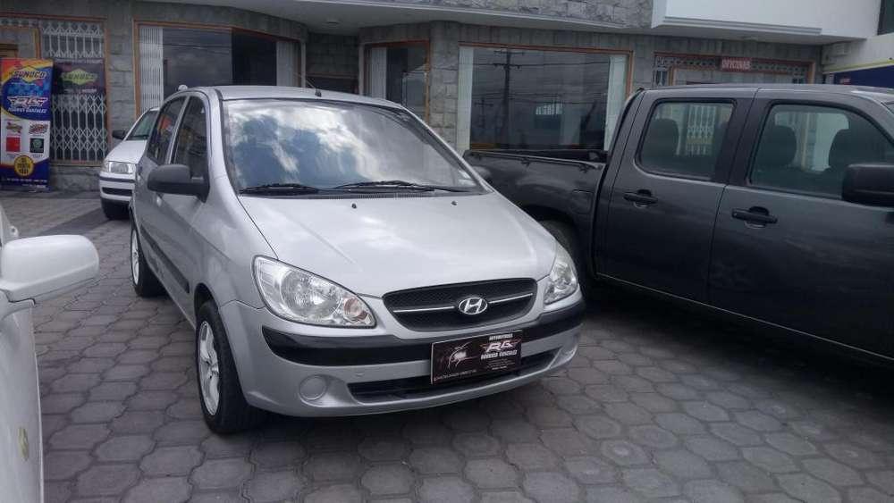 Hyundai Getz  2011 - 140000 km