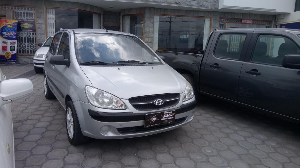 Hyundai Getz2011