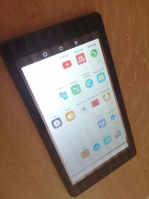 Tablet-celular Alcatel