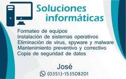 Soluciones Informáticas en Córdoba Capital