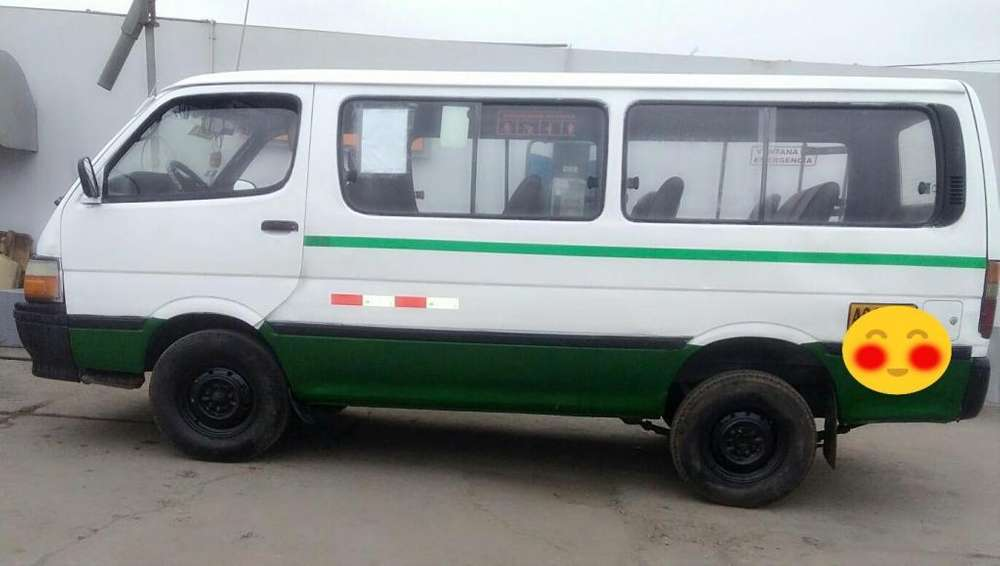 Combi Toyota 2L
