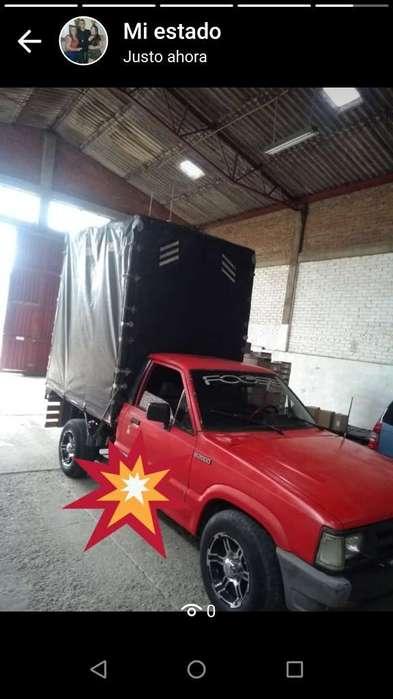 Vendo Camioneta Mazda Modelo 88