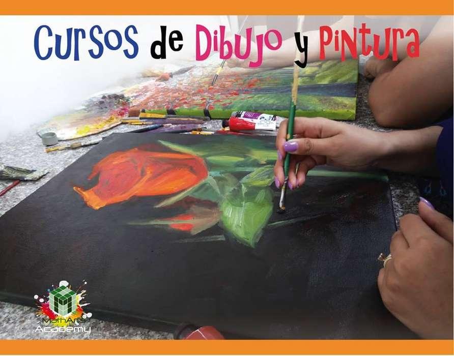 Clases De <strong>pintura</strong> y Dibujo Para Todas Las Edades