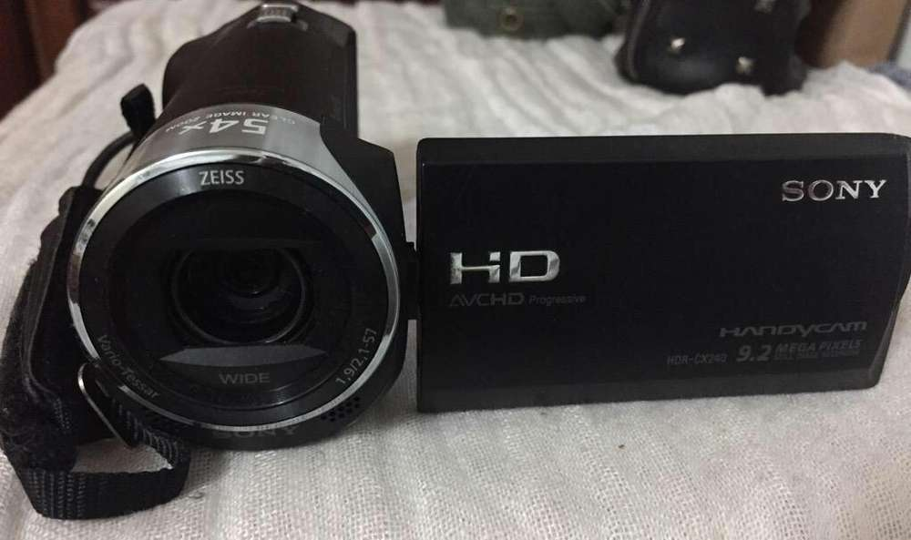 Videocamara Sony Handycam HdrCx240