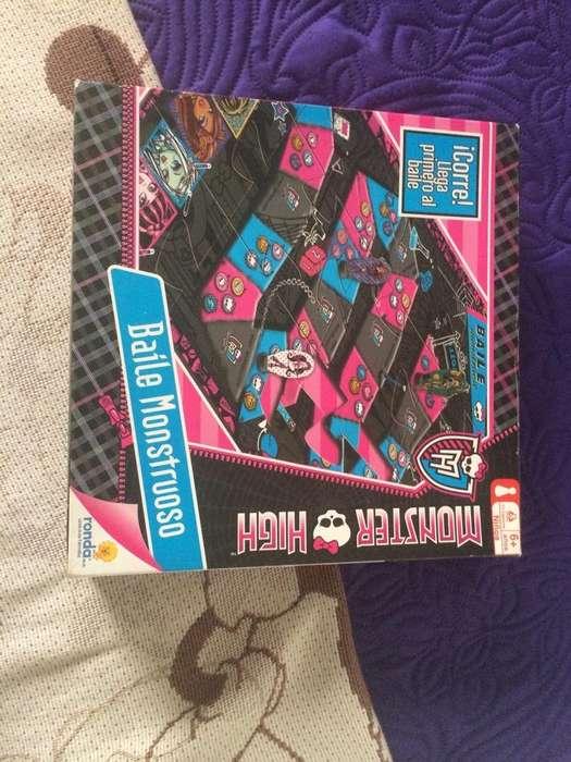 Monster High Baile Mosntruoso