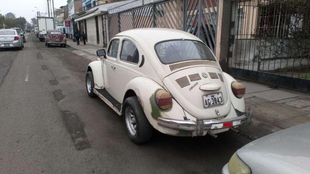 Volkswagen Escarabajo 1975 - 84000 km