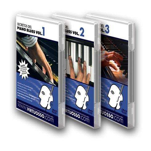 Curso de Blues en Piano en DVD
