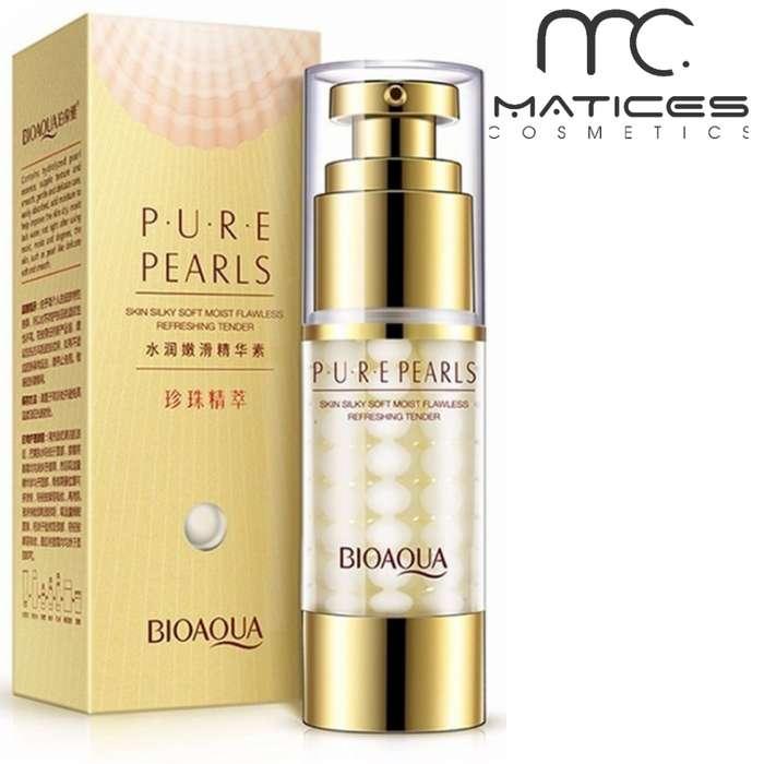 Suero Facial Pure Pearls Bioaqua Profesional