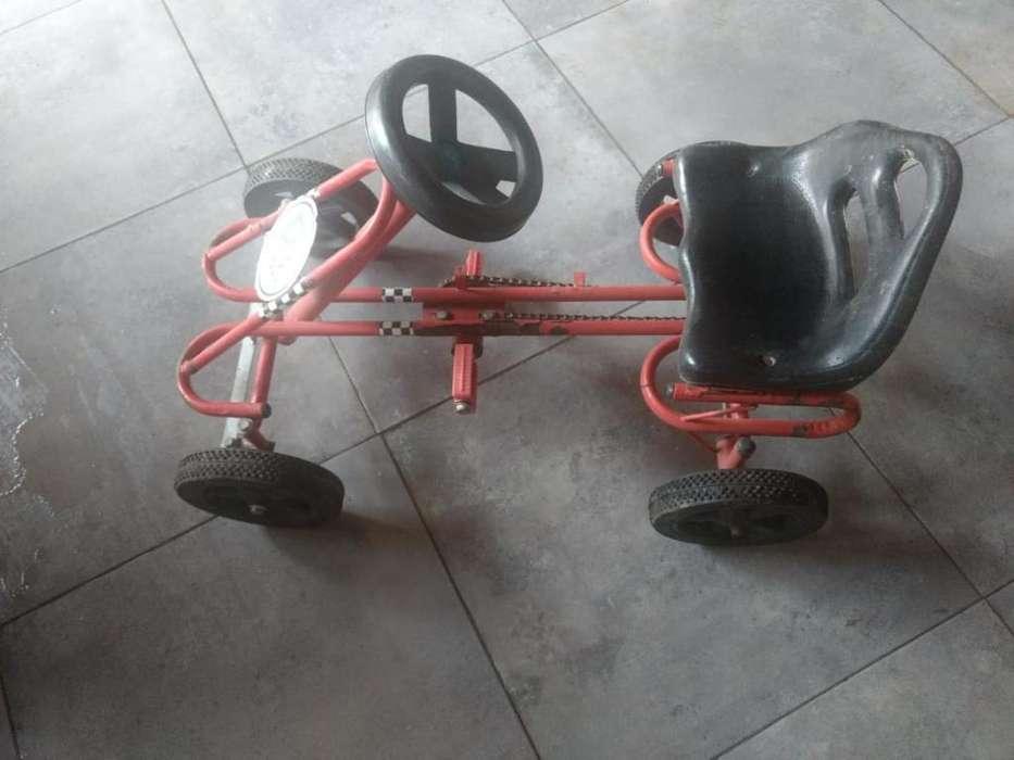 Vendo 2 Kartings Y 2 Bicicletas P Niños