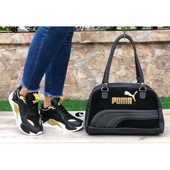Tenis Puma Transform Dama