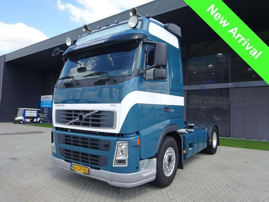 Volvo FH 400 PTO - To be Imported