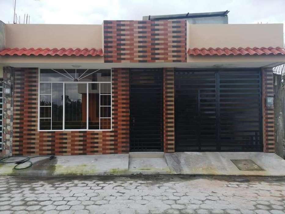 Vendo Casa X Estrenar Coop Jorge Mahuad